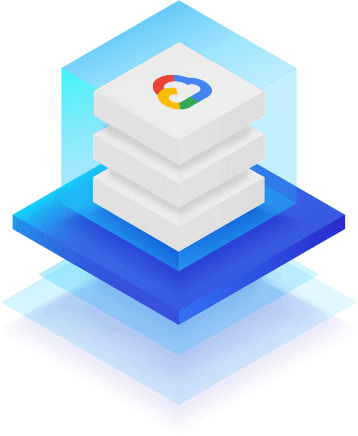 Google Cloud Server Provider Icon